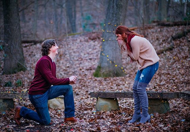 Unforgettable moment;frozen in time ➳♥ Engagement photoshoots starting at $150