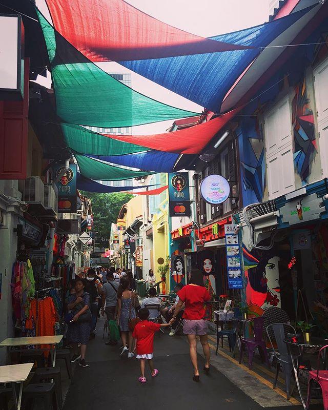 Exploring the arab quarter #singapore #travel #wanderlust #traveler