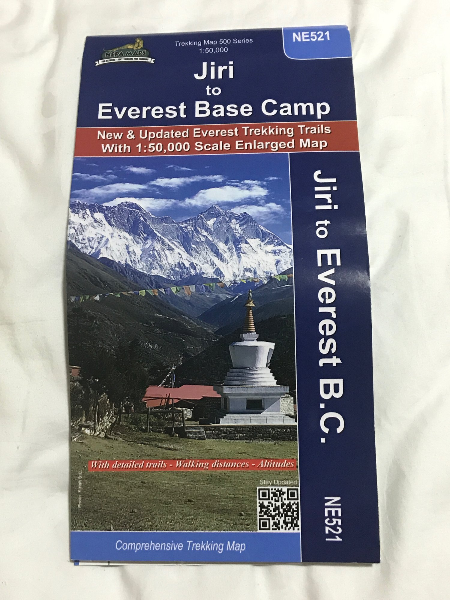 Everest Base Camp!