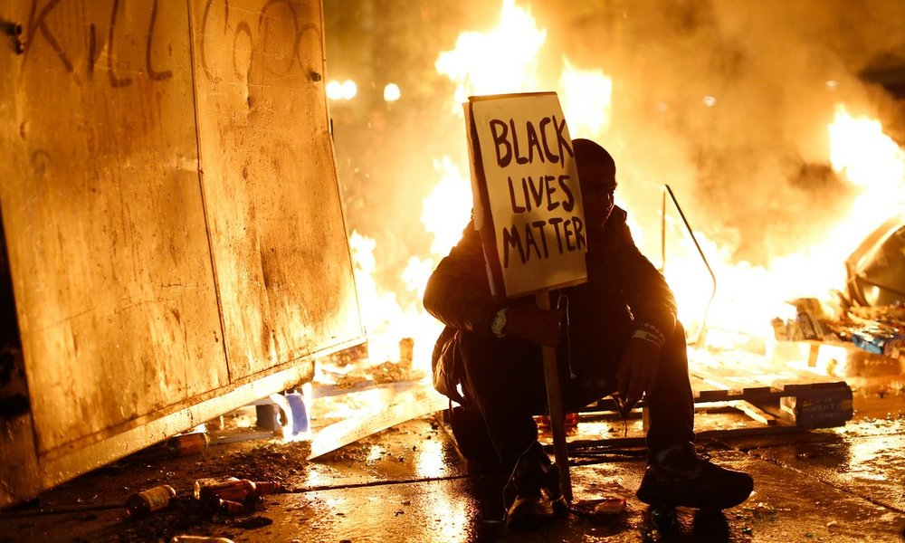 The Birth of Black Lives Matter