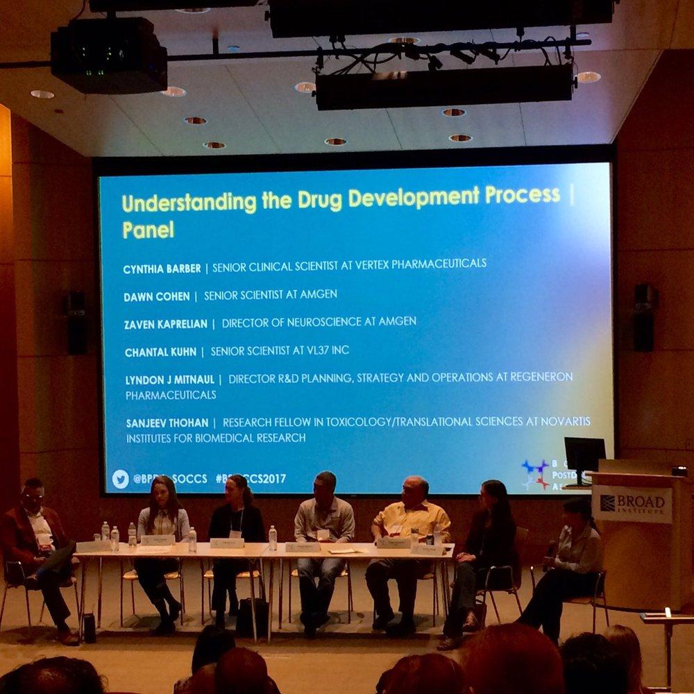 BSOCCS 2017 Drug Discovery panel 2.jpg