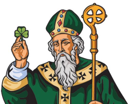 Tradition has it that the concept of the Christian Trinity was difficult for the Irish to understand. The idea of God, Jesus, and the Holy Spirit being three separate identities yet inhabiting one person was a profound religious mystery. As the story goes, Saint Patrick explained the Trinity using a shamrock. The shamrock has three petals growing from a single stalk. The Trinity is the resembles the shamrock with God, Jesus, and the Holy Spirit emanating from the same being.  https://epicpew.com/wp-content/uploads/2017/03/Saint-Patrick-001.jpg