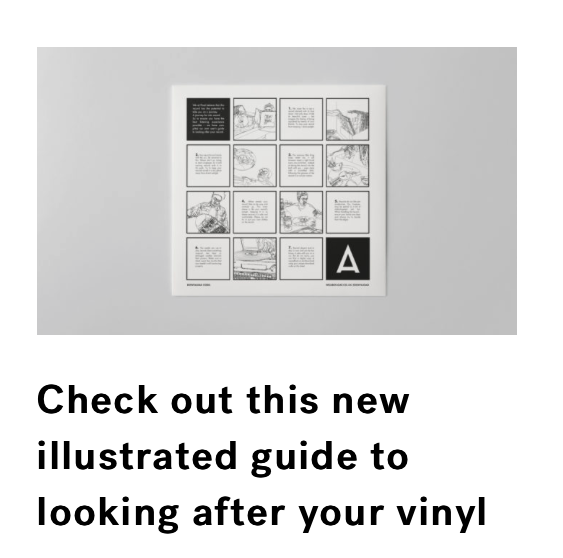 FLOAT'S VINYL CARE GUIDE FEATURED IN   THE VINYL FACTORY