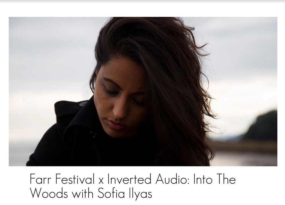 Mix in Inverted Audio