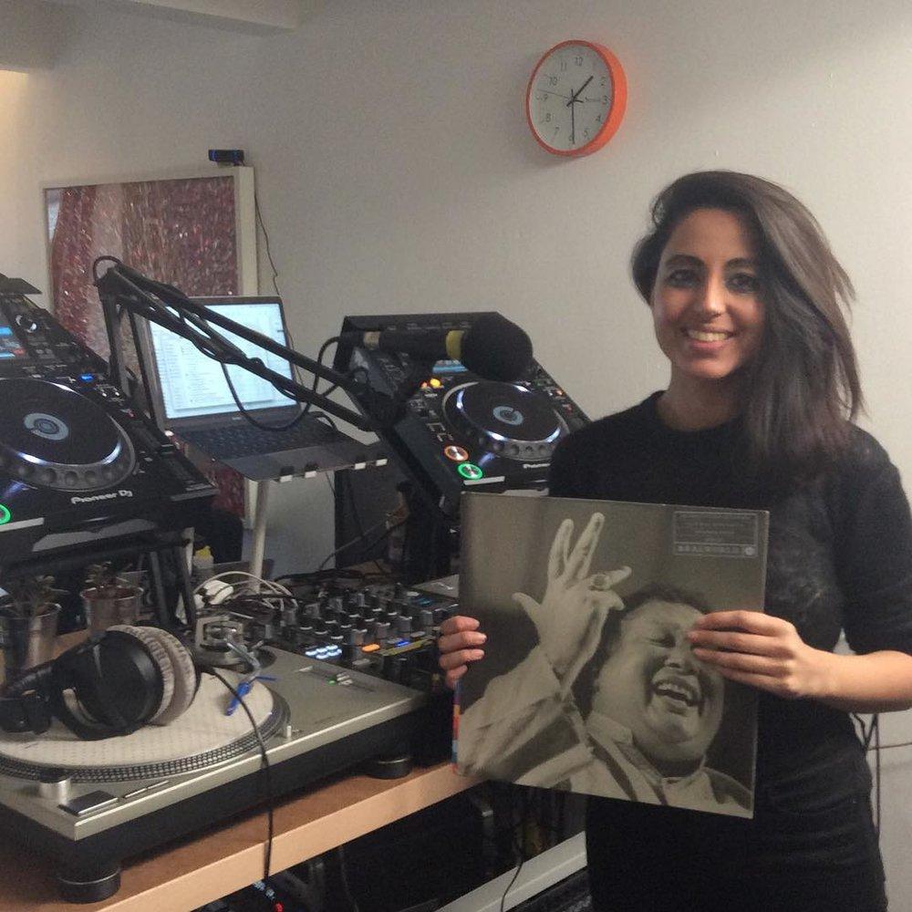Presenting On Worldwide FM