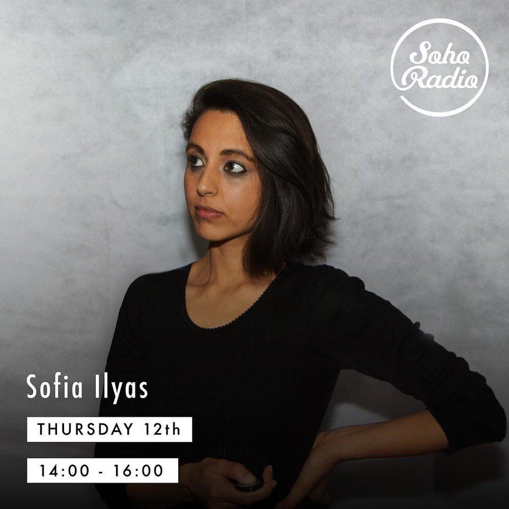 Presenting On Soho Radio
