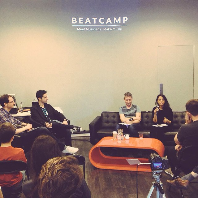 Beatcamp Workshop for Producers