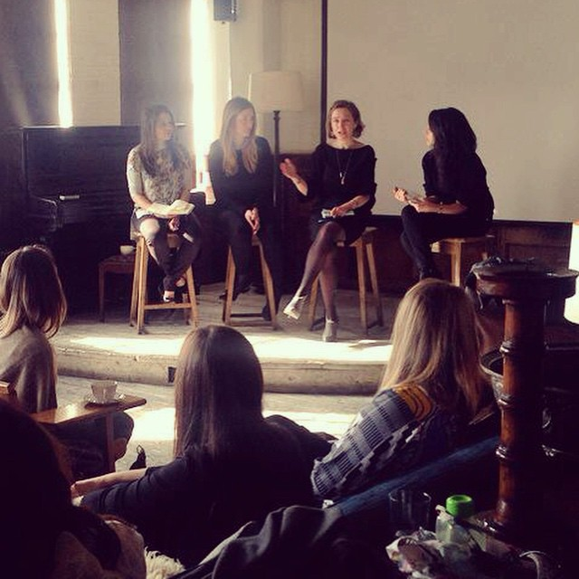 Curating panel on Women in Music