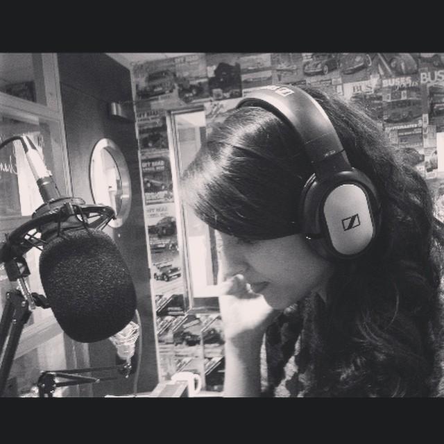 Presenting On Talk Radio
