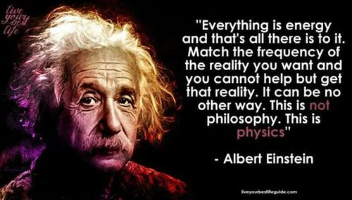 Albert Einstein on Energy