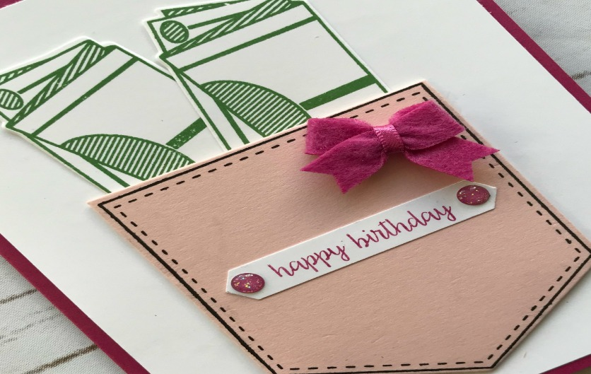 Great Idea Birthday Card With Gift Card Holder Inside Ps