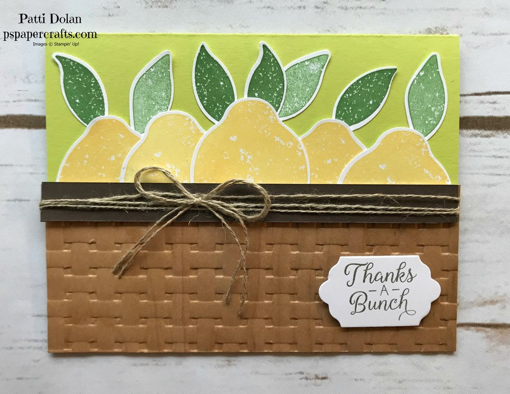 Thanks a Bunch Lemon Basket Card Horizontal.jpg