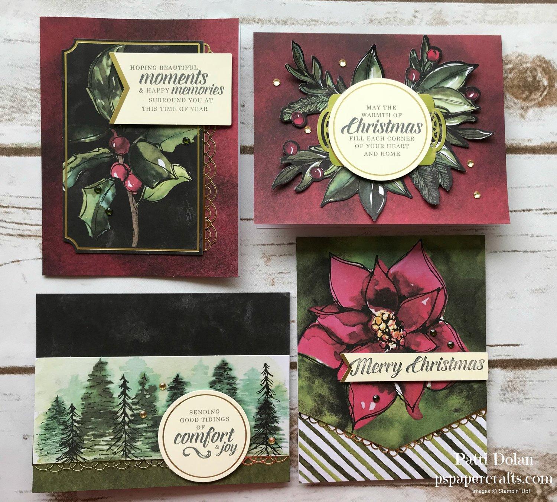 beautiful christmas cards kit - Beautiful Christmas Cards