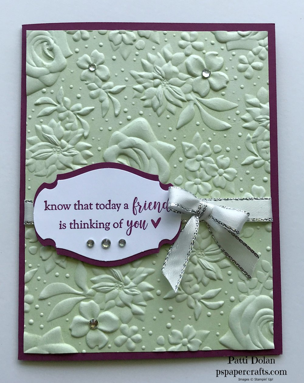 Country Floral Embossing Folder Card4.jpg