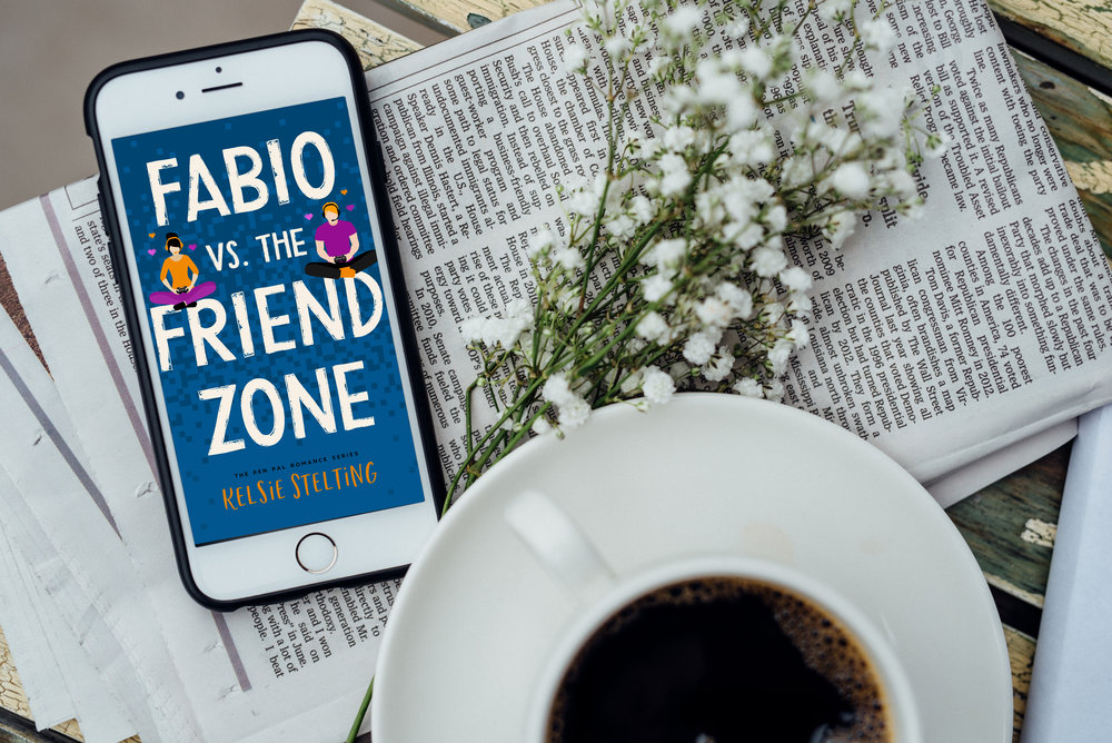 Fabio vs. the Friend Zone - He's named after the most famous romance cover model of all time, but he can't get his best friend to fall in love with him.
