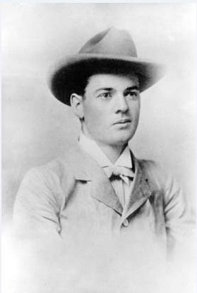 Herbert Hoover, age 23