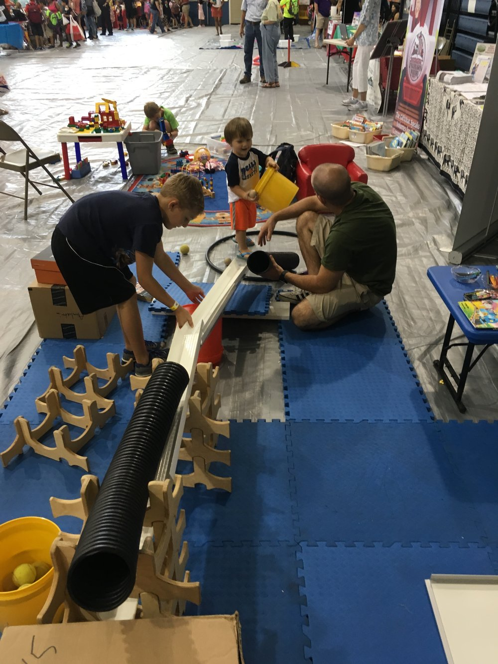 Children's Playhouse: STEM play