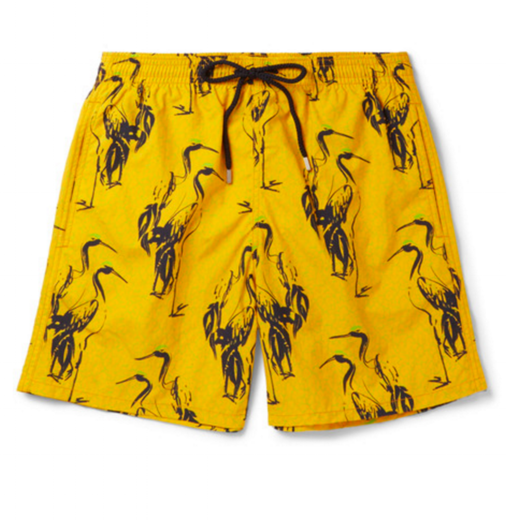 Vilebrequin Moorea Mid-Length Swim Short