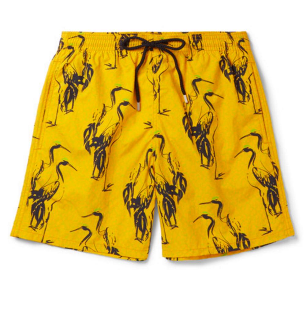 Vilebrequin Moorea Mid-Length Swim Short