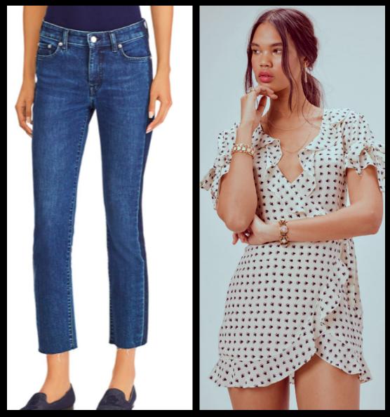 Pants:  $99  / Dress:  $230