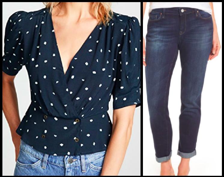 Top:  $88  / Pants:  $98