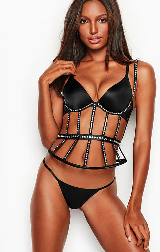 Caged Bustier