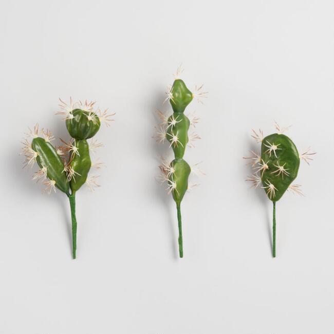 Faux Cactus Picks