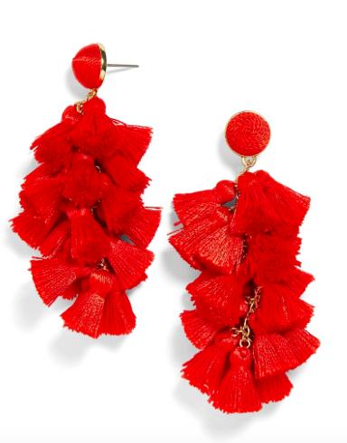 Contessa Tassel Earrings