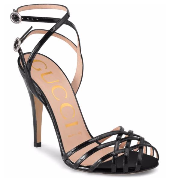 Draconia Ankle Strap Sandal