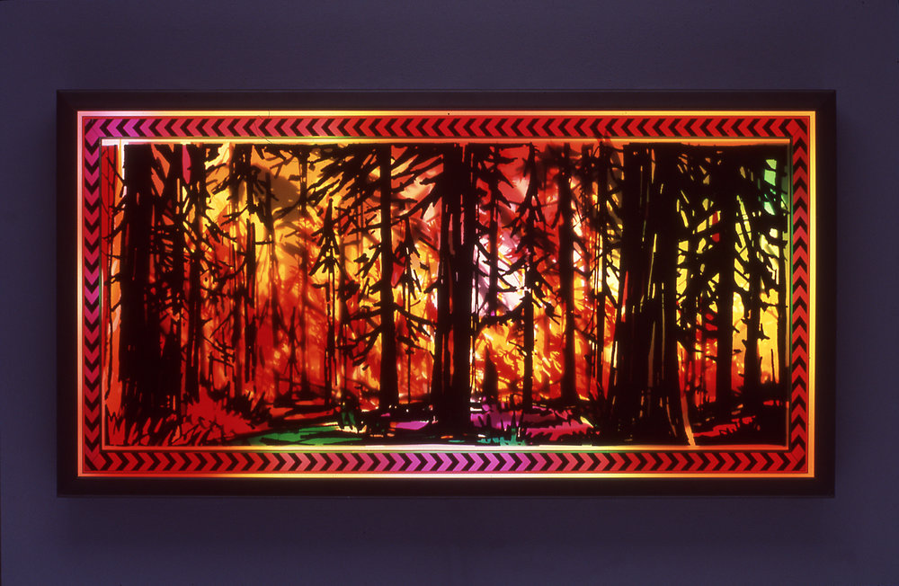 ELECTRIC LIGHT BOXES -