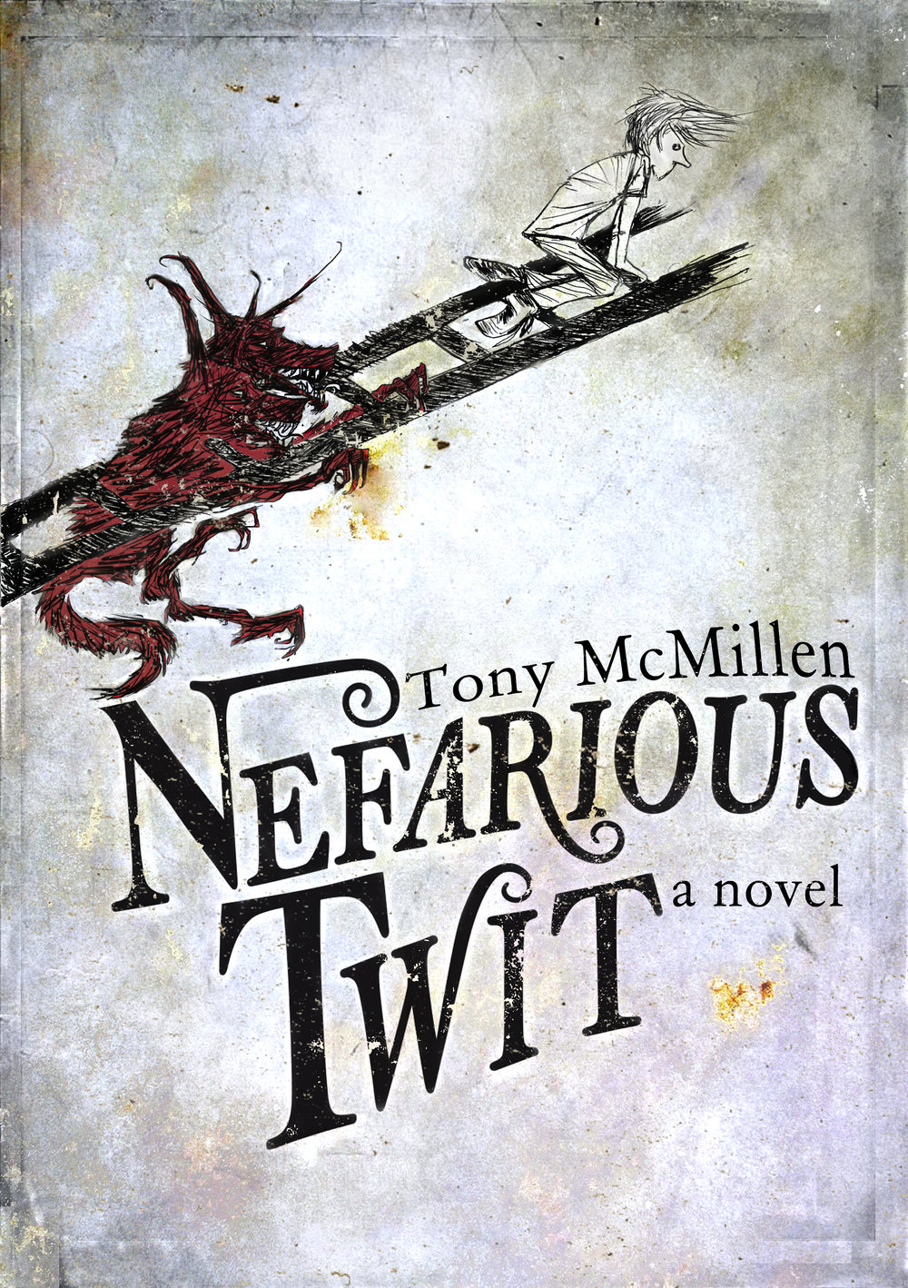 Nefarious Twit cover