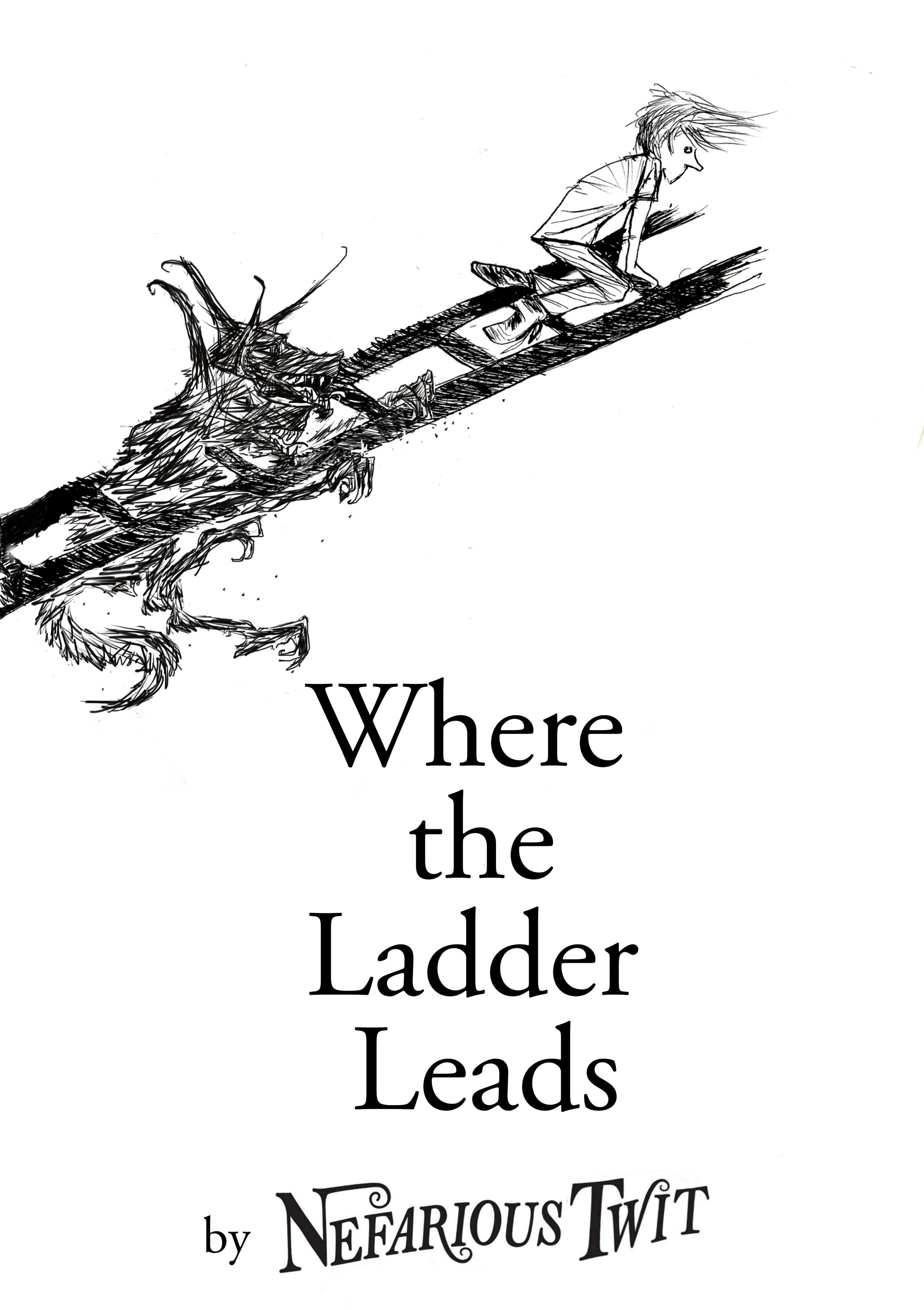Where the Ladder Leads cover
