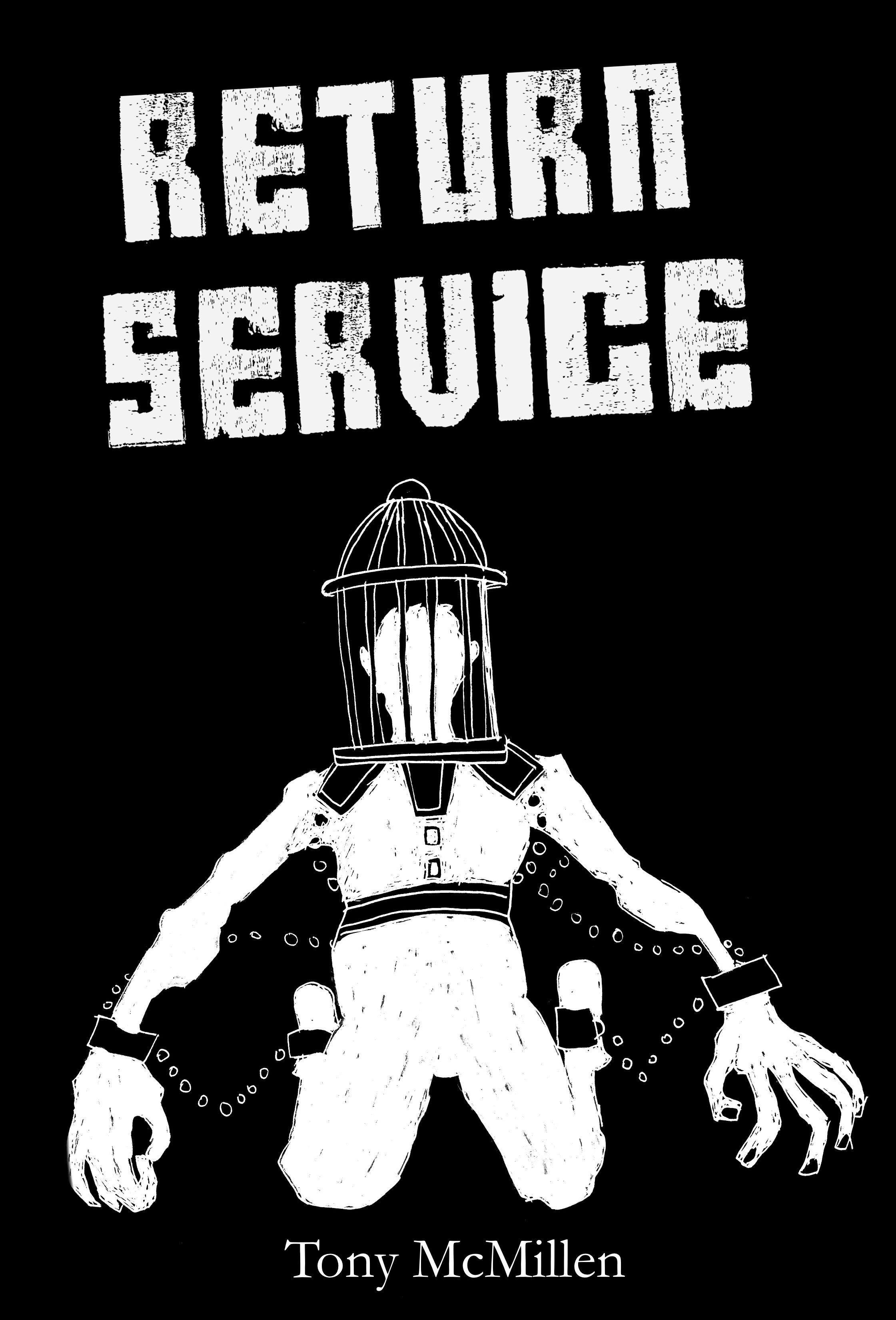 return service cover copy