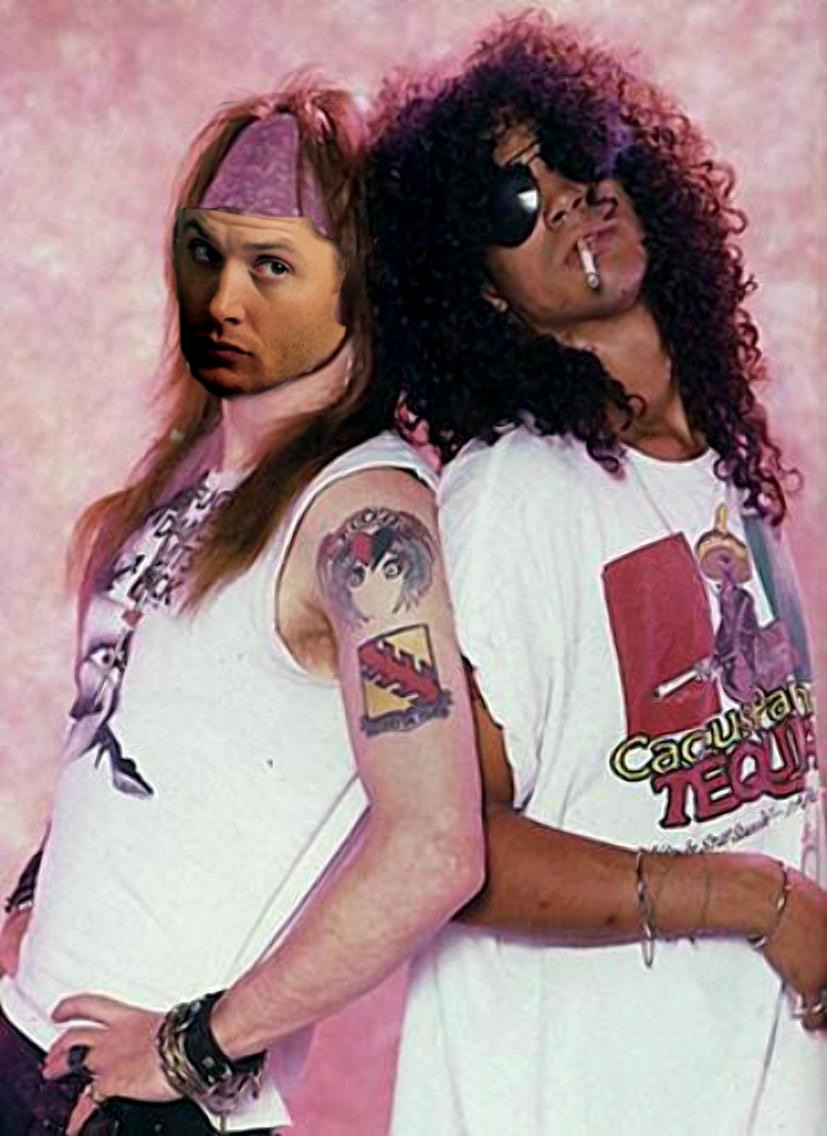 slash and dean  copy