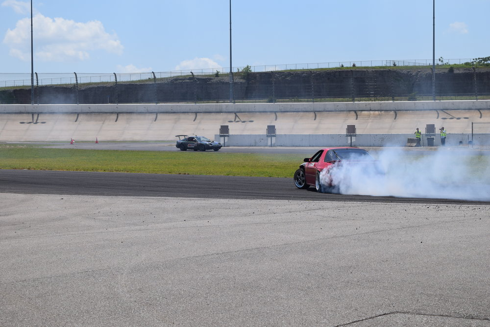 Drifting - Who loves cars getting sideways? Redhawk Aerial does! We can't get enough!