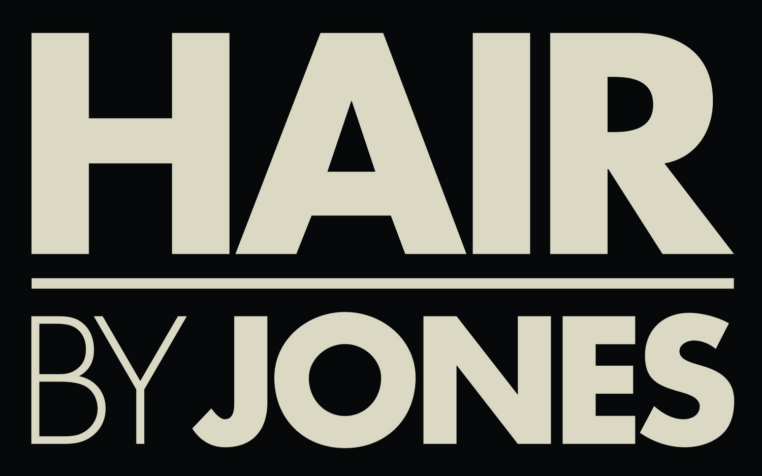 Hair by Jones