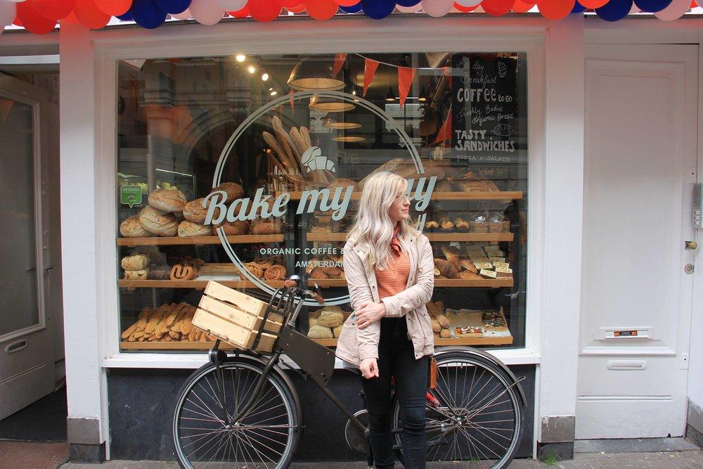 Becky Sizelove Amsterdam