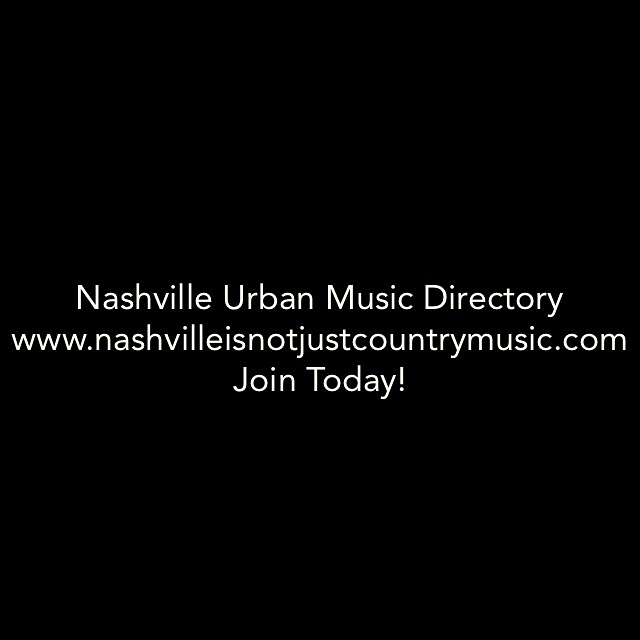 Artists, Musicians, Producers, Singers, Songwriters, Vocalists, Executives, Studio, Venues, Managers, Designers, Media, Publishers, Booking Agents and everyone else involved in entertainment! Go to www.nashvilleisnotjustcountrymusic and join the Nashville Urban Music Directory. We want to know you, what you do, and provide a direct connection to to you and the urban music community. . . . #nashvilleisnotjustcountrymusic #music #artists #musicians #songwriters #producers #vocalist #singers #urbanmusic #hiphop #rnb #directory #community #wewintogether