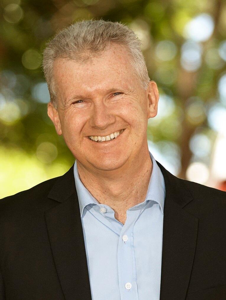 Tony Burke headshot
