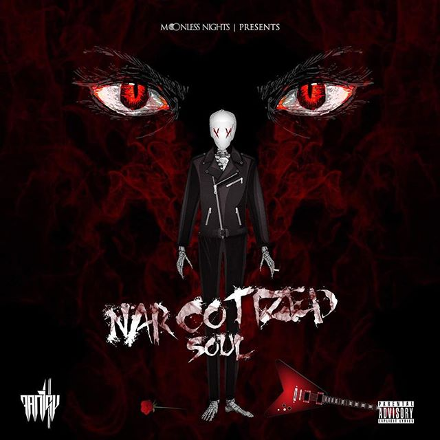 #narcotizedsoul coming soon on every platform! Different sound/New vibes. Spanish EP of 6 songs. 🖤🥀🎸