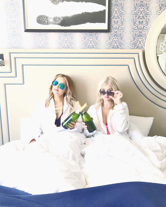Sinful Sweets & Jackpot Snaps:  Our gals guide to vegas