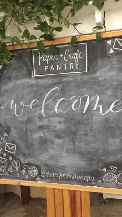 Paper + Craft Pantry