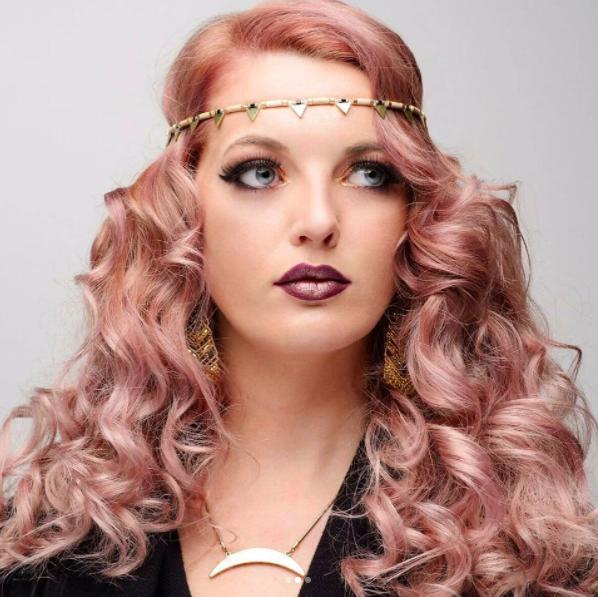 Sloane Cotner | @sloanenicolebeauty      Make-Up Artist | Jose Luis Salon & Boutique