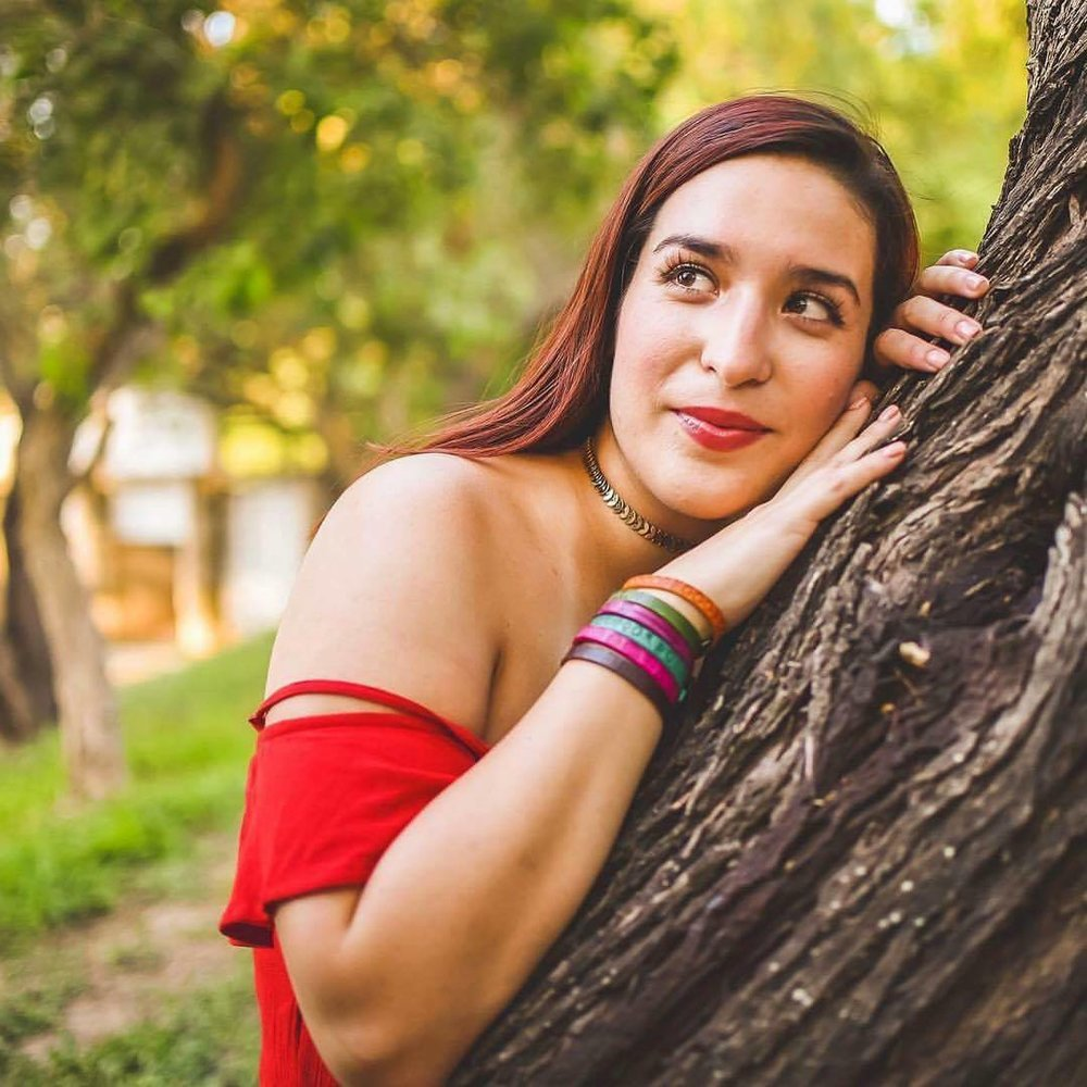 Vero Higareda  |  @bracelets_spark   Every bracelet carries a different meaning to serve you as a reminder of hope and a tool to Spark conversations about mental health.
