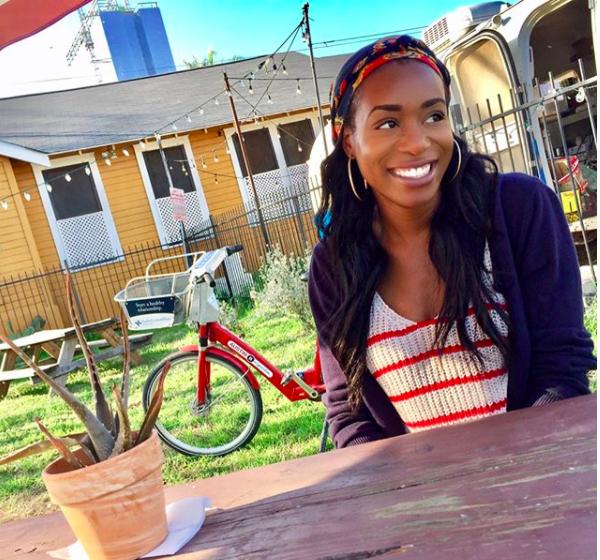 Crystal Ngumezi |  @crystalngumezi   CEO and Founder of  @p31womenorg