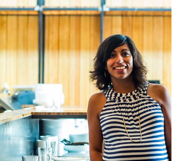 Shalou Barth |   @unitdpizzeria   Owner of Unit-D Pizzeria, Mother, Entrepreneur