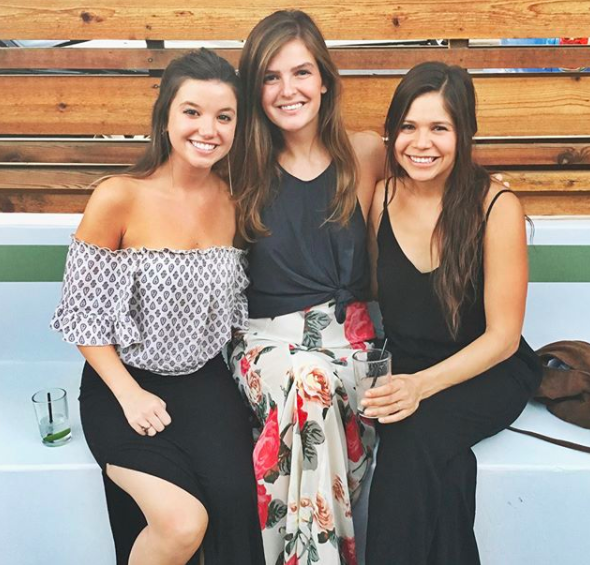 Stephanie Gutierrez, Sara Barge, Shelby Goodwin |   @fosteratx    we curate intimate concerts + pop-up dinners in unique spaces in austin, texas.