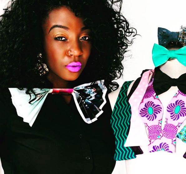 Brittany Merida |   @meridabbowties   MommyBoss 👑| Each Bow tie is Custom and Handmade |It's a Bow tie Lifestyle