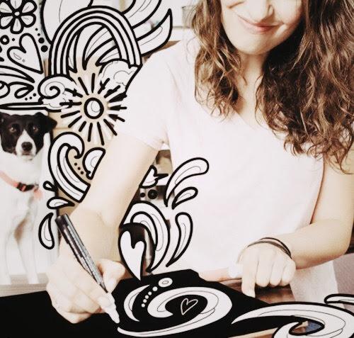 rebecca borrelli | @becca_draws_atx