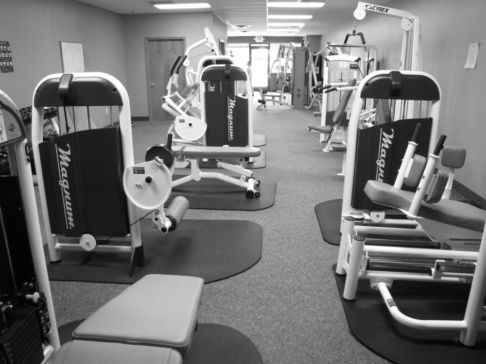 Weight Machines Exercise..